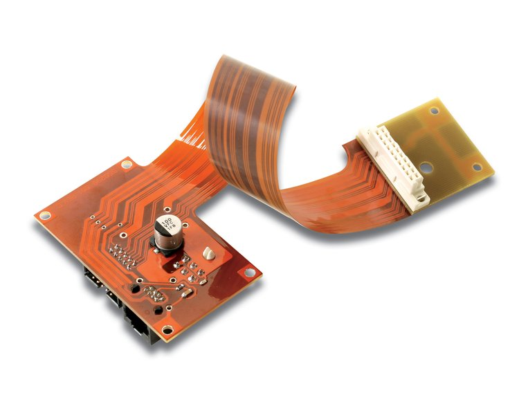 Flexible printed circuits (FPC)
