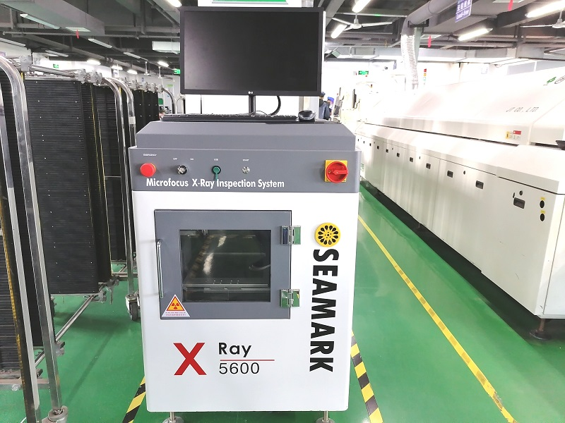 Suntek X-ray machine