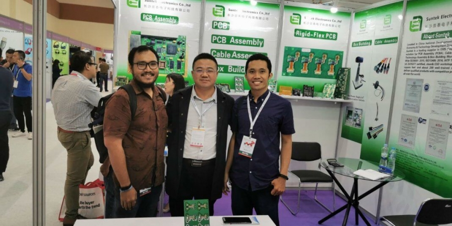 The Indonesia Electronics Show was successfully held in December 2019